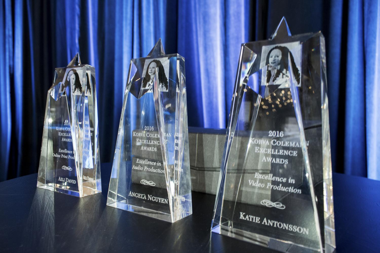 Korva Coleman Excellence Awards