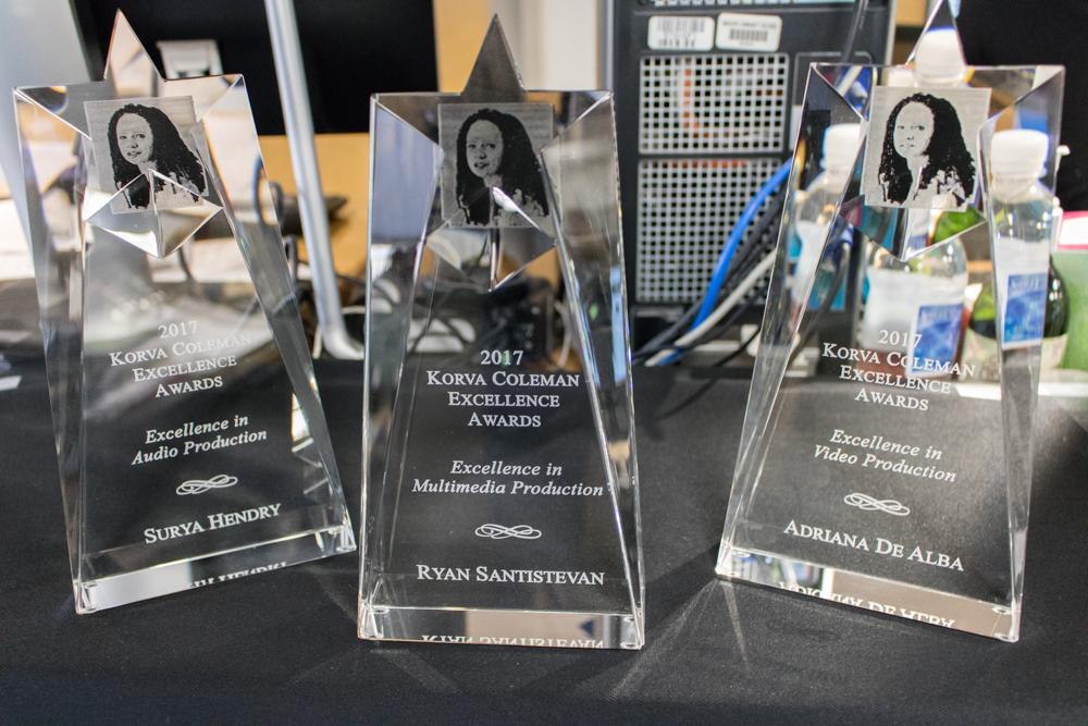 Korva Coleman Awards 2017