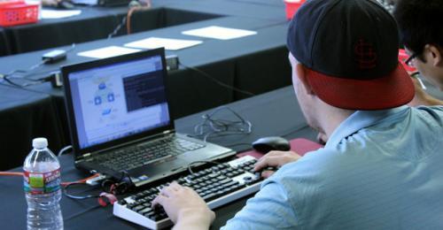 Avnet Tech Games Networking Battle