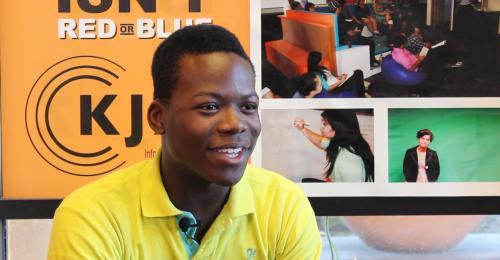 SPOT 127 Reporter Abisade Onasanwo
